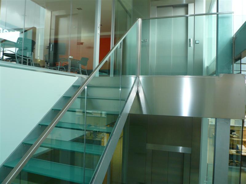 Casmon barandillas vidrio - Barandillas de escaleras ...